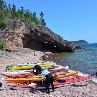 Lunch Break, Hope Island
